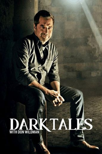 Dark Tales With Don Wildman Poster