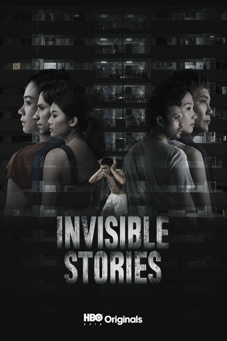 Invisible Stories Poster