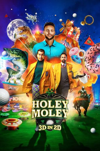 Holey Moley Poster