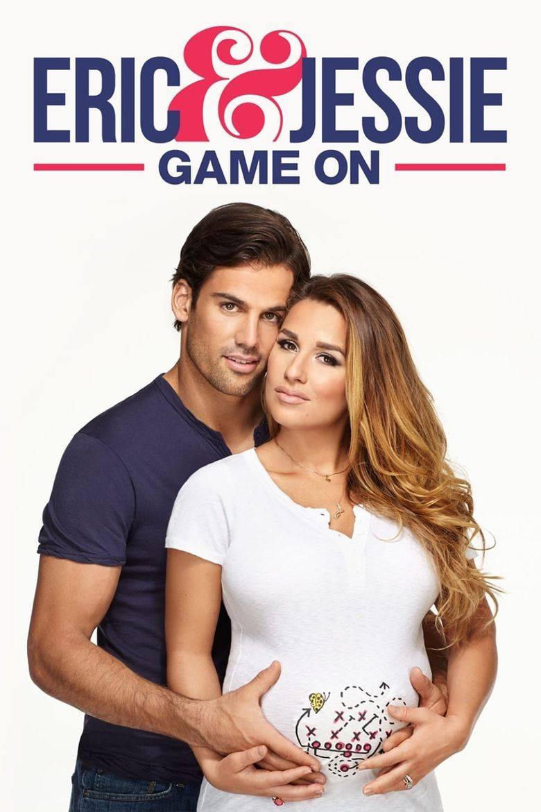 Eric & Jessie: Game On Poster