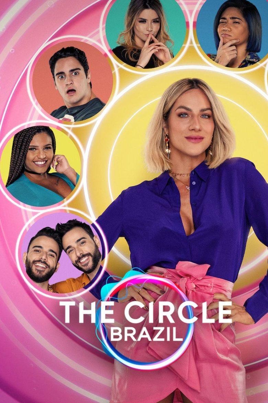 The Circle Brazil Poster