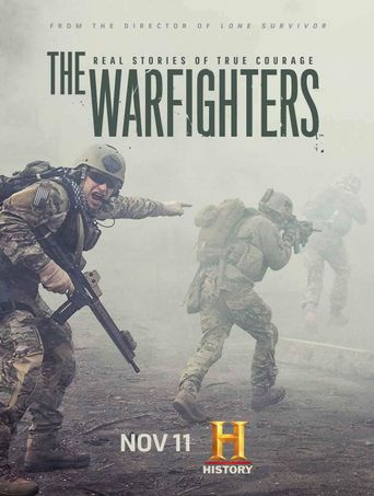 The Warfighters Poster