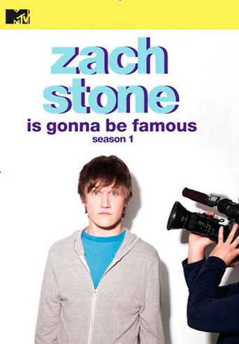 Zach Stone Is Gonna Be Famous Poster