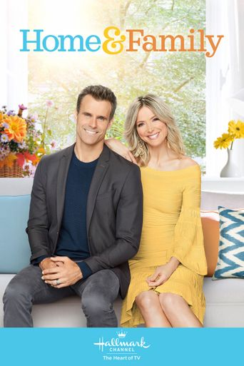 The Home and Family Show Poster