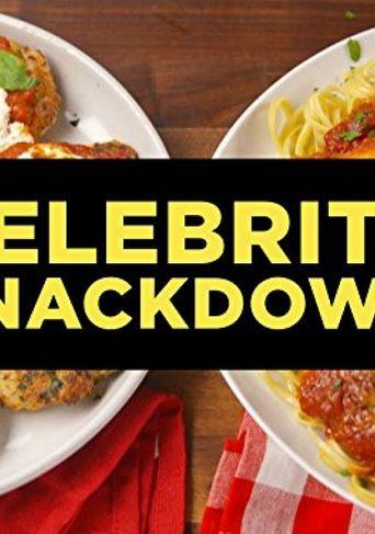 Celebrity Snackdown Poster