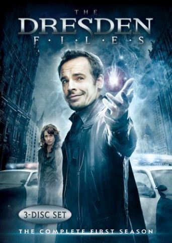 The Dresden Files Poster