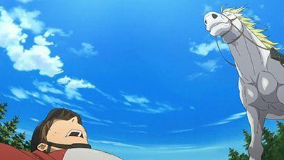 Season 02, Episode 03 Hachiken Jumps High
