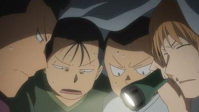 Season 01, Episode 05 Hachiken Runs Away