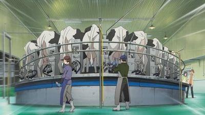 Season 01, Episode 07 Hachiken Goes to Giga Farm