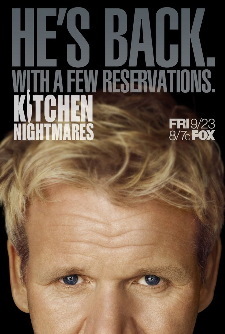 Kitchen Nightmares Poster