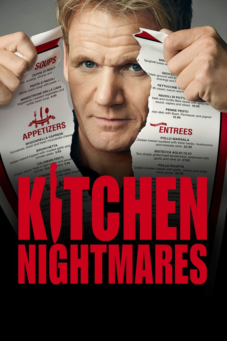 Kitchen Nightmares Watch Episodes On Hulu Or Streaming