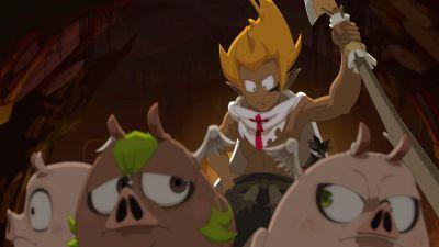 Season 02, Episode 05 The Dragon-Pig