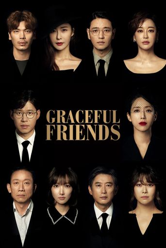 Graceful Friends Poster