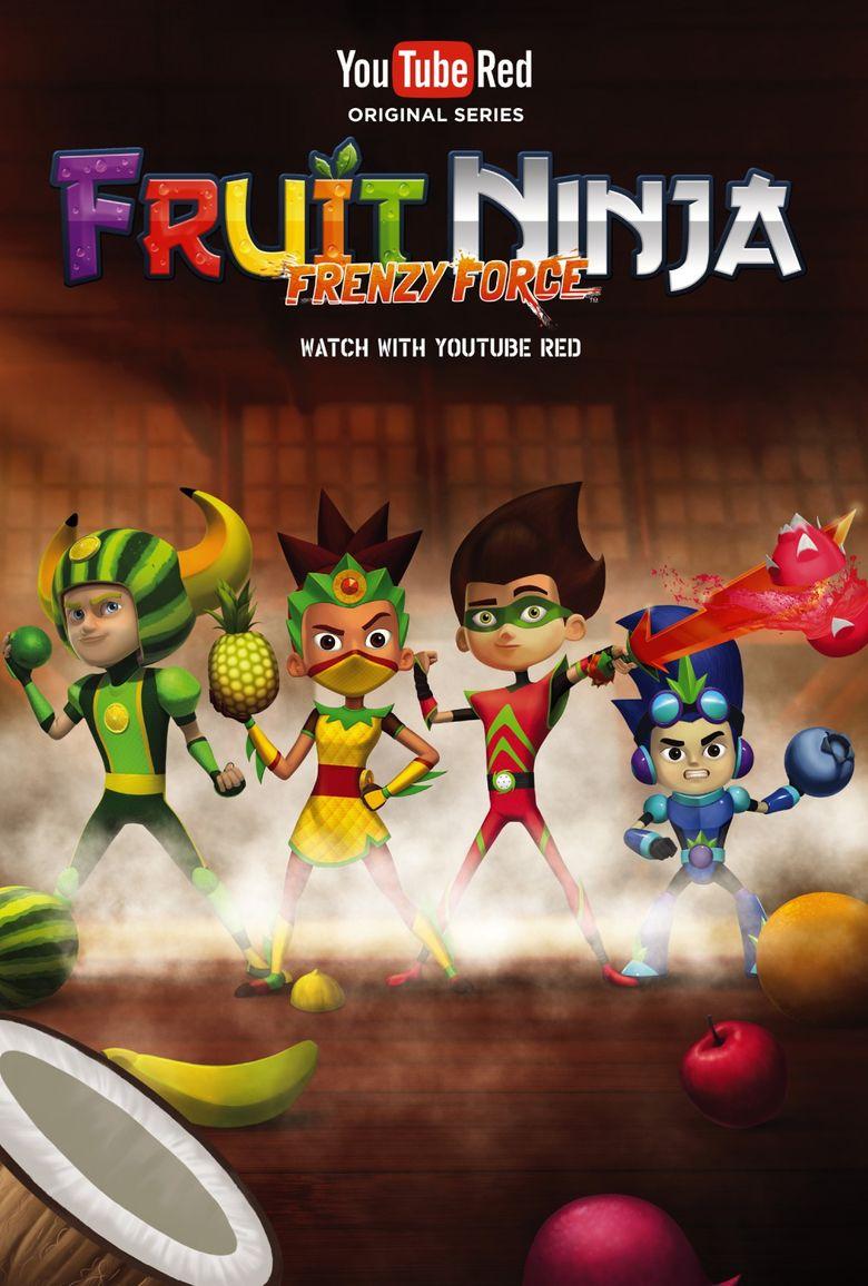 Fruit Ninja Poster