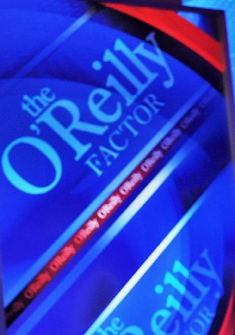 The O'Reilly Factor Poster