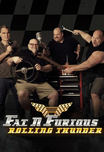 Fat n' Furious: Rolling Thunder Poster