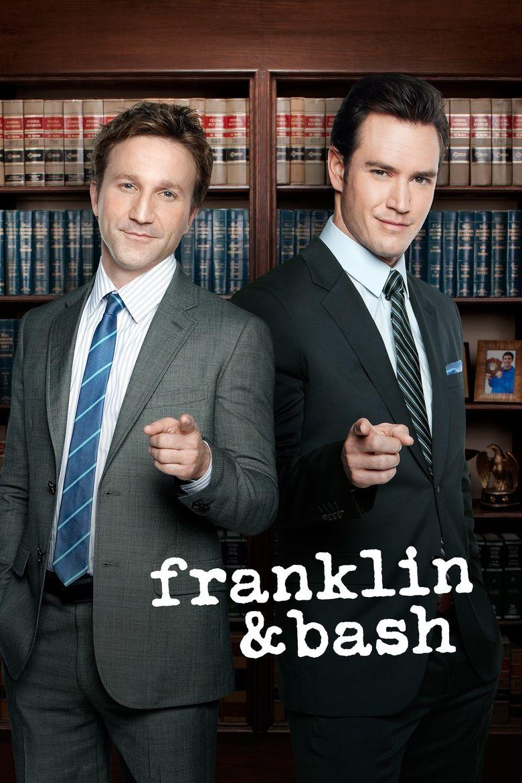 Franklin & Bash Poster