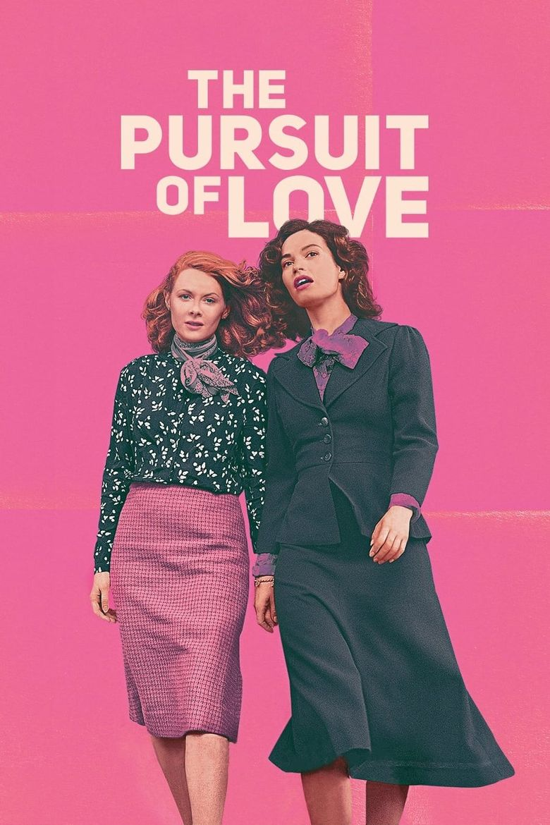 The Pursuit of Love Poster