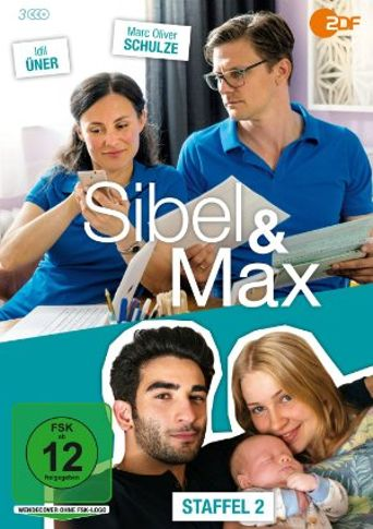 Sibel & Max Poster