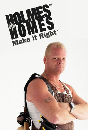 Holmes on Homes Poster