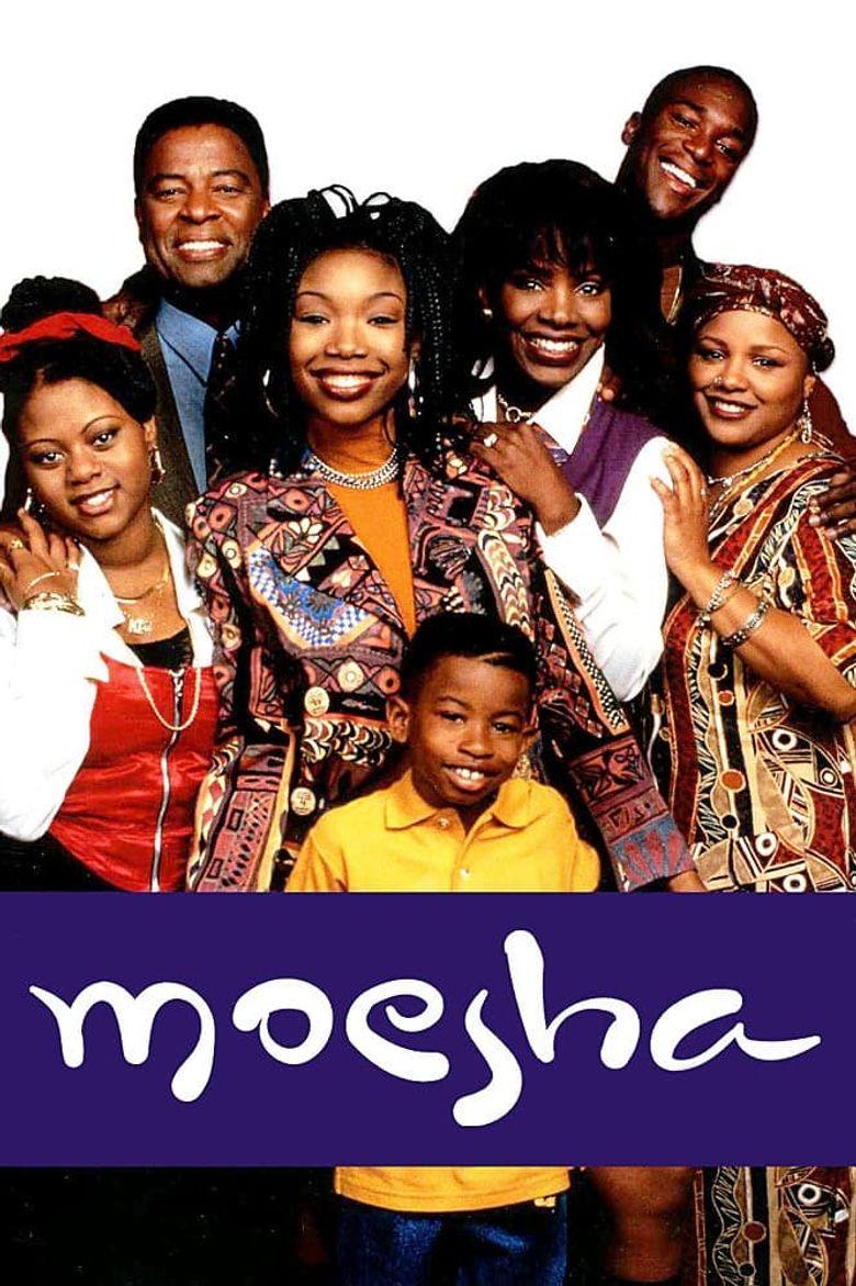Moesha Poster