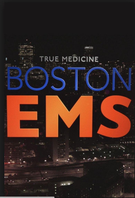 Boston EMS Poster