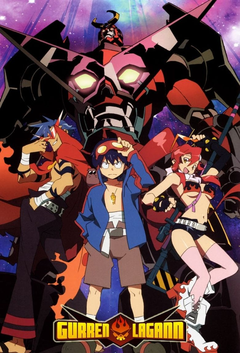 Watch Gurren Lagann