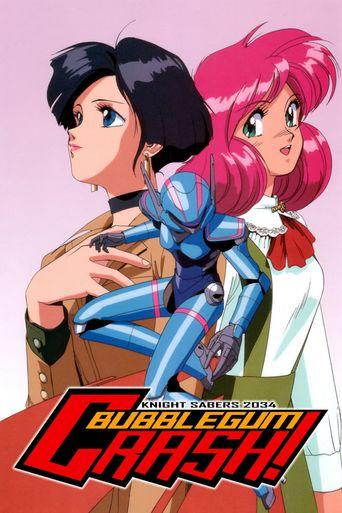 Bubblegum Crash Poster