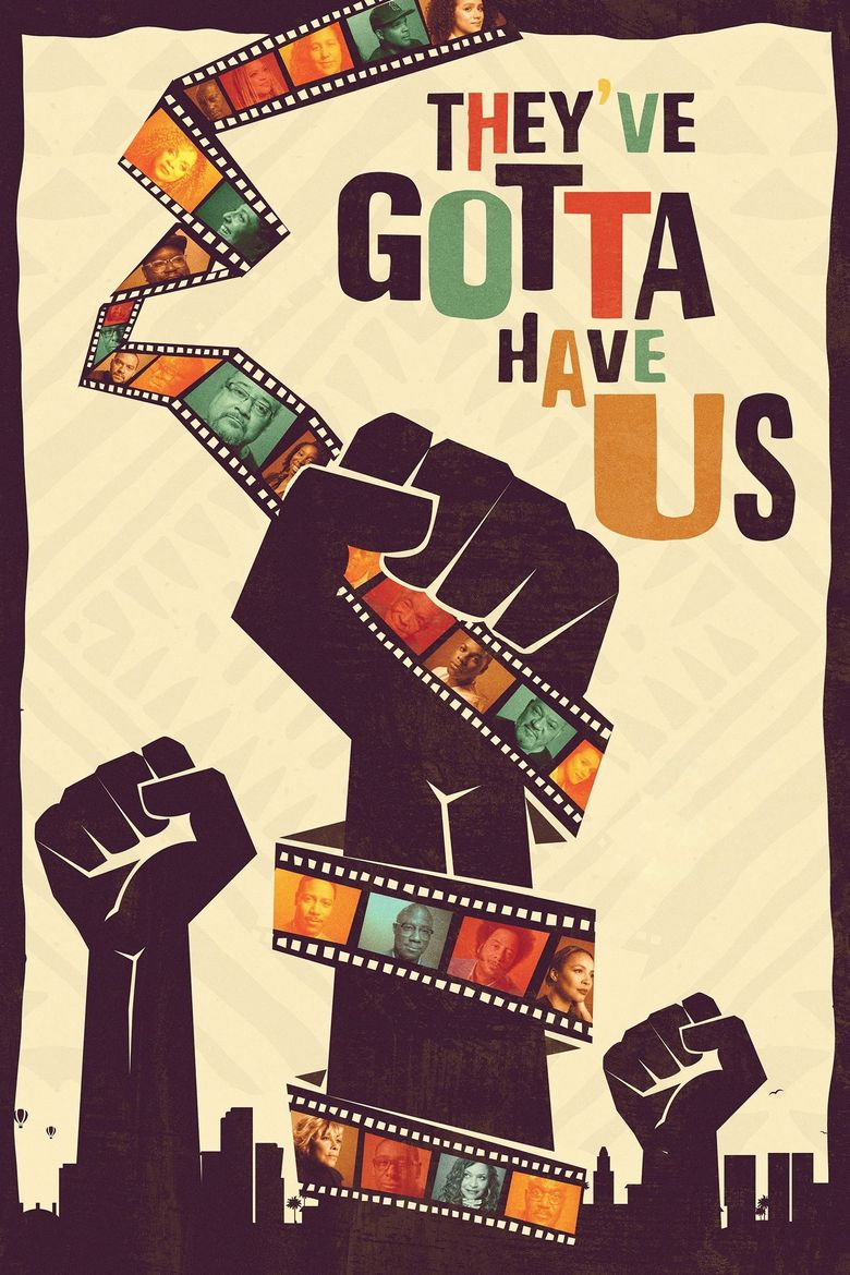 Black Hollywood: 'They've Gotta Have Us' Poster