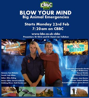 Blow Your Mind Poster
