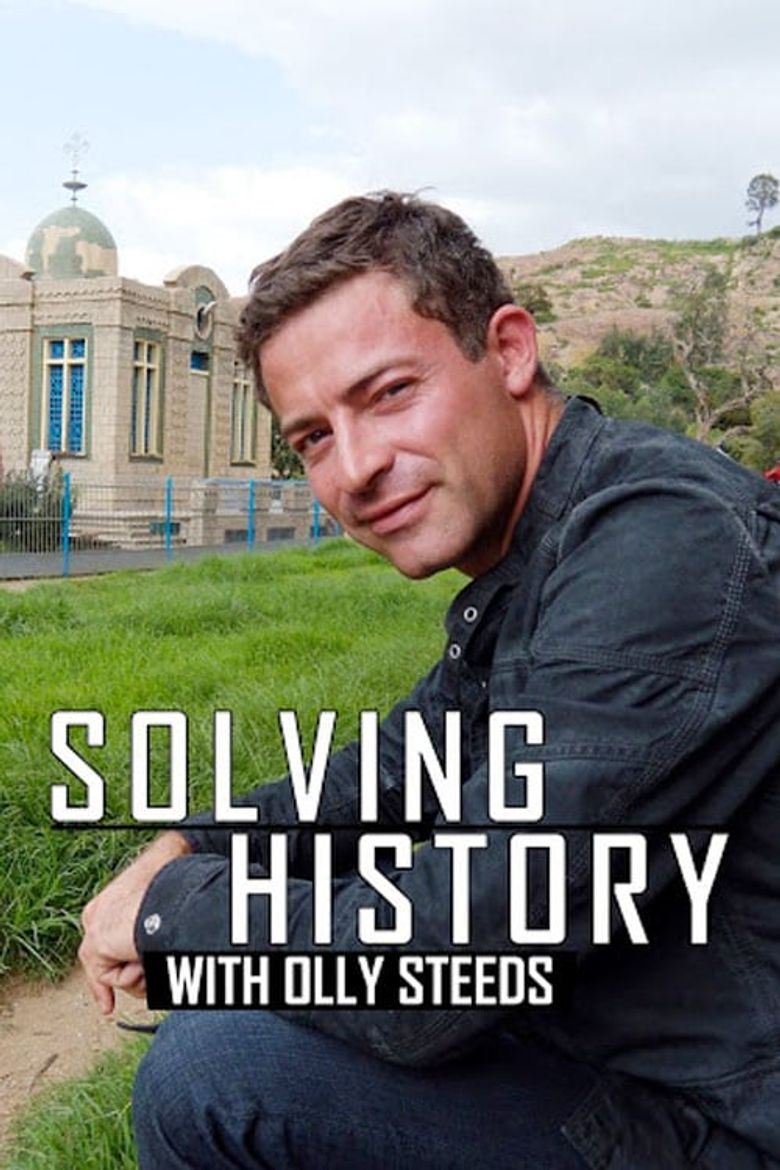 Solving History with Olly Steeds Poster