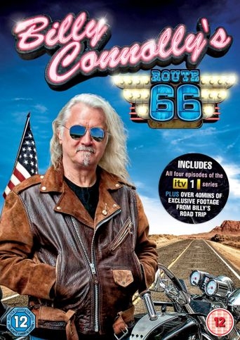 Billy Connolly's Route 66 Poster