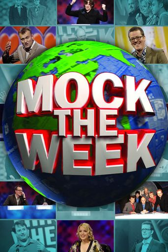Mock the Week Poster