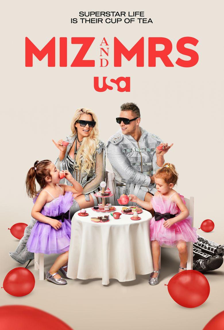 Miz & Mrs Poster