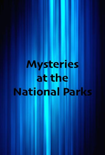 Mysteries at the National Parks Poster