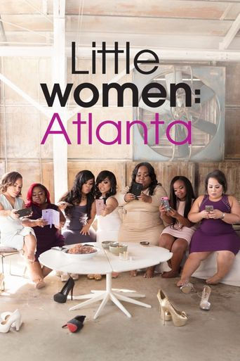 Little Women: Atlanta Poster