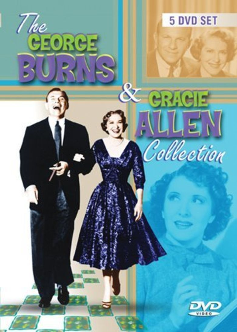 The George Burns and Gracie Allen Show Poster