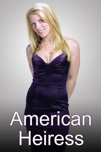 American Heiress Poster
