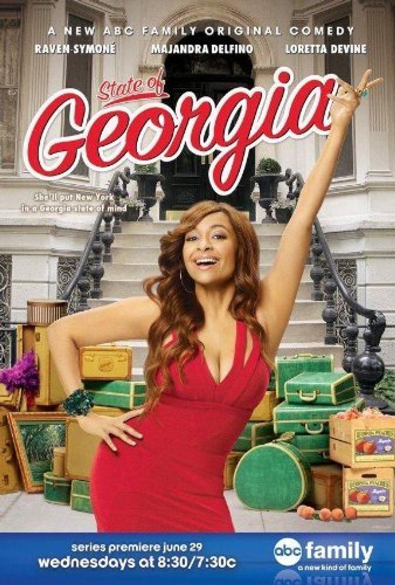 State of Georgia Poster