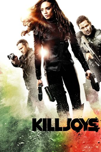 Watch Killjoys