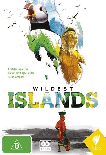 Wildest Islands Poster