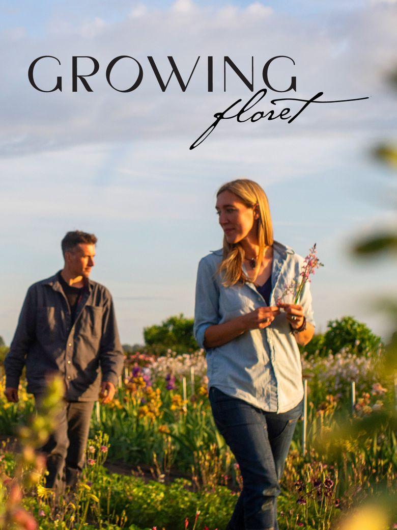 Growing Floret Poster