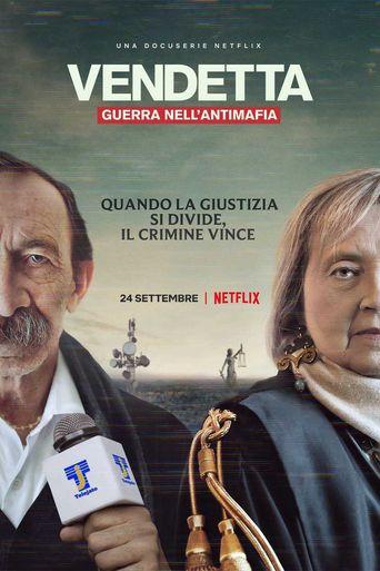 Vendetta: Truth, Lies and The Mafia Poster