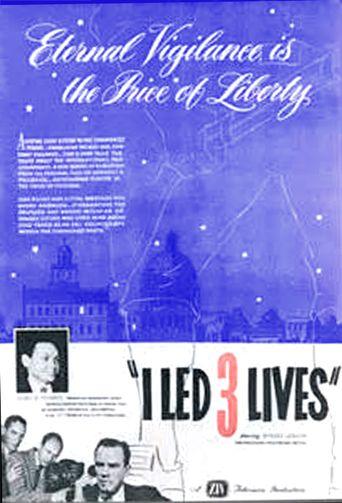 I Led Three Lives Poster