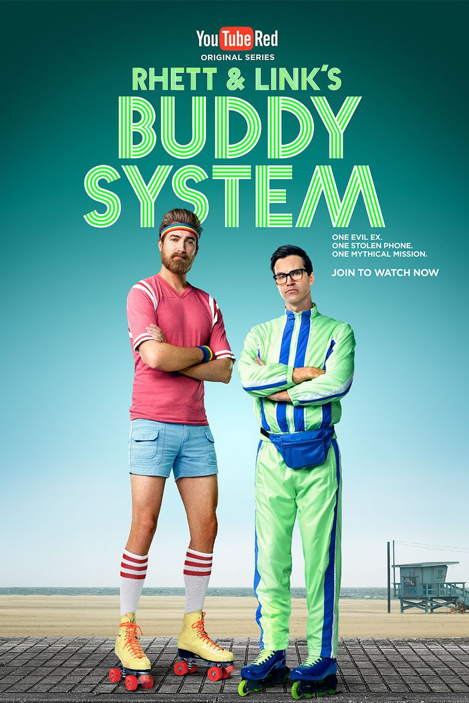Rhett & Link's Buddy System Poster