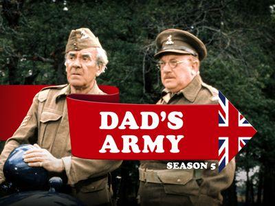 Season 05, Episode 05 The Desperate Drive of Lance Corporal Jones