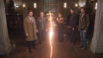 Season 13, Episode 21 Beat the Devil