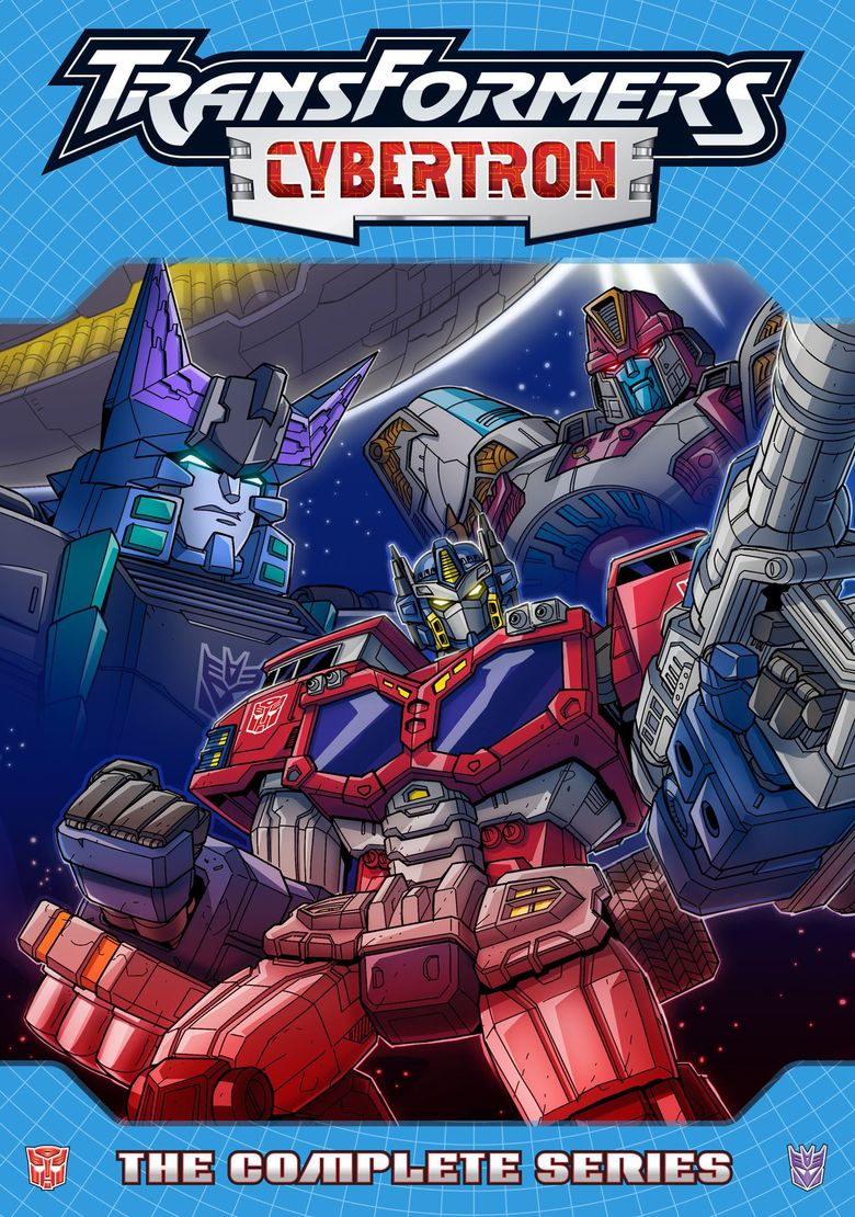 Transformers: Cybertron Poster