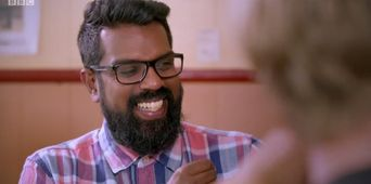 Romesh: Talking to Comedians Poster