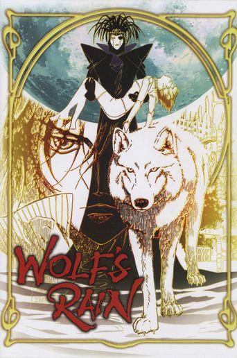 Wolf's Rain Poster
